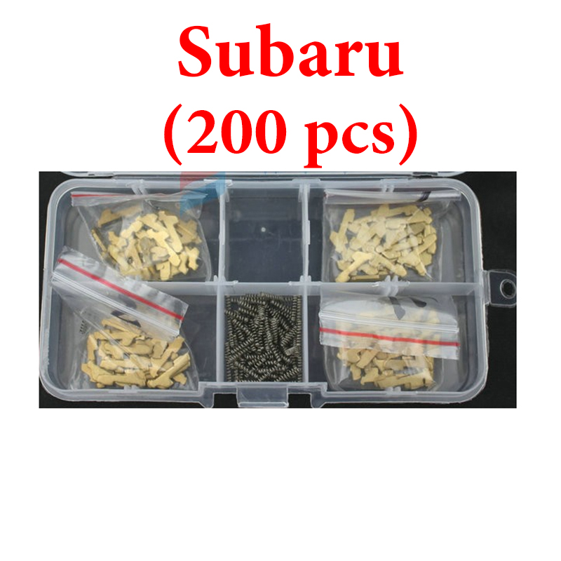 Subaru Car lock Reed Locking Plate Inner Milling Locking Tabs ( 200 pcs)