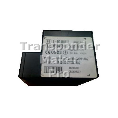 TMPro Software Module 151 for Renault Trucks Immobox Delphi with ID46