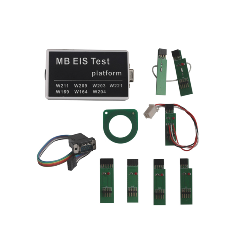 MB EIS Test Platform For W211 W209 W203 W221 W169 W164 W204
