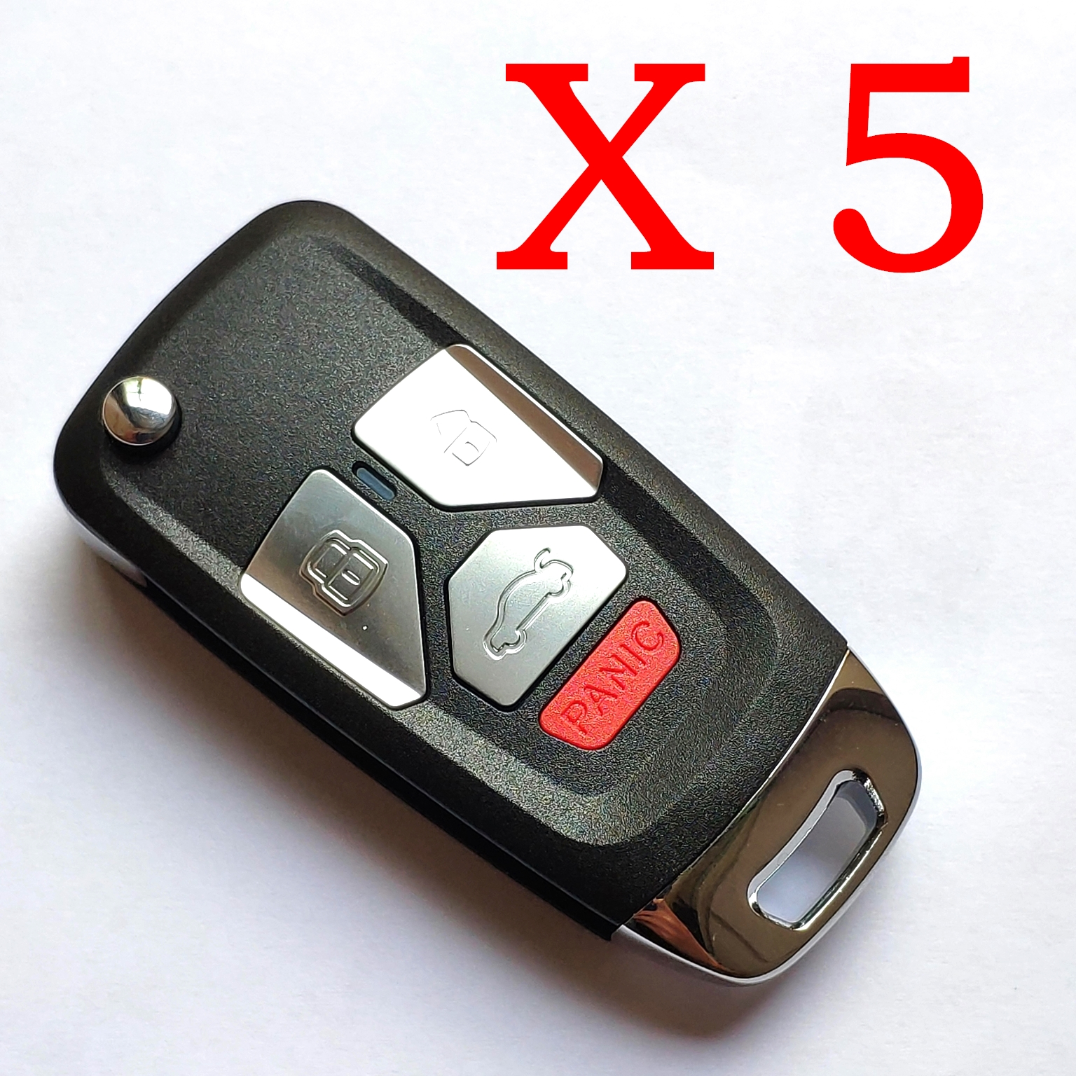5 pieces Xhorse VVDI Audi Type 2 Universal Remote Control
