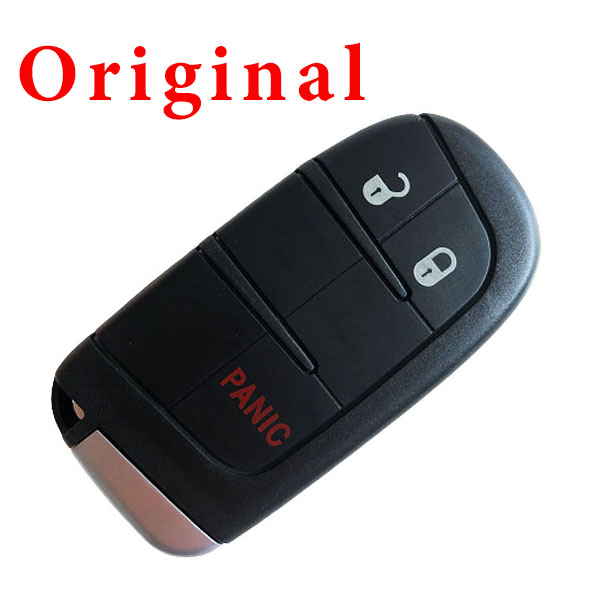 Original 3 Buttons Smart Proximity Key for 2014-2020 Jeep Grand Cherokee M3N40821302