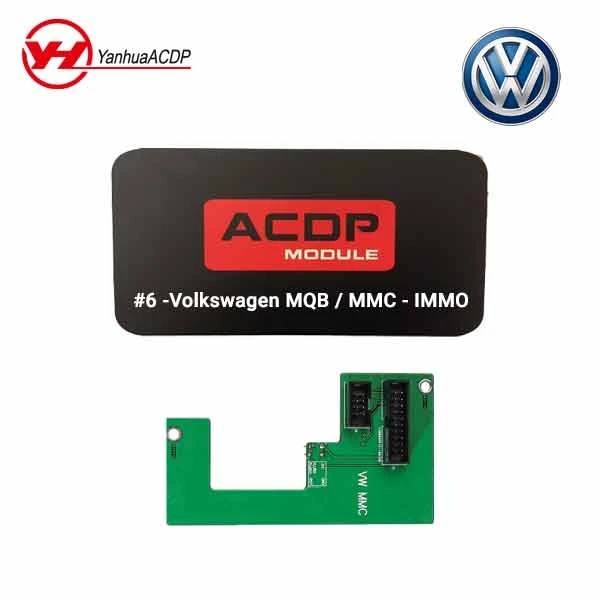Volkswagen VW-Module #6 for Mini ACDP-VW MQB / MMC Instrument Authorization