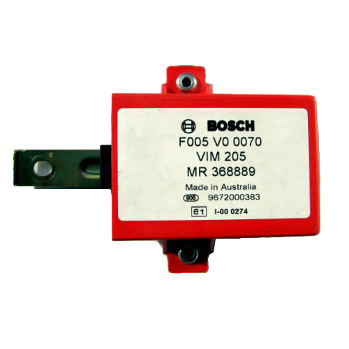 TMPro Software Module 21 for Mitsubishi Immobox Bosch