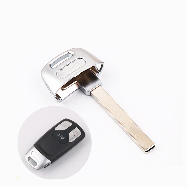 Smart Key Emergency Blade for 2017 Audi A6L Q3 Q5 Q7 - 5 pcs