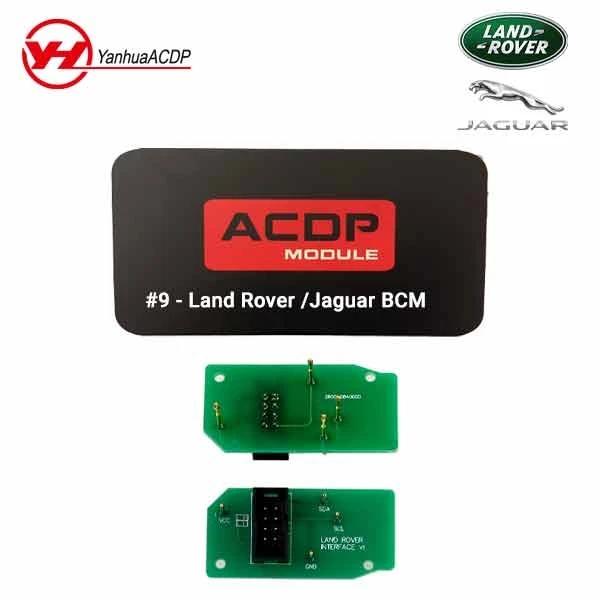 Land Rover / Jaguar - Module #9 for Mini ACDP - BCM - Land Rover / Jaguar 2015 - 2018