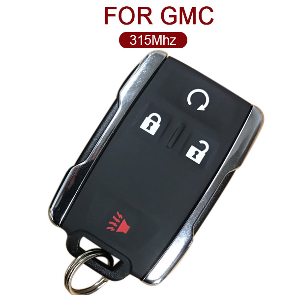 AK019013 for GMC Smart Remote Key 3+1 Button 315MHz