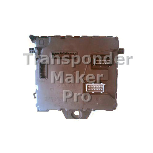 TMPro Software Module 144 for Renault UCH Johnson Controls Type 3