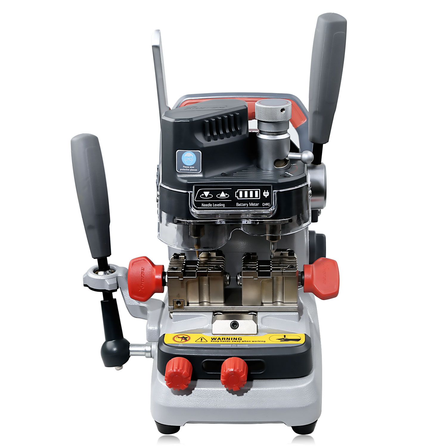 Xhorse DOLPHIN XP007 Manual Key Cutting Machine for Laser, Dimple and Flat Keys