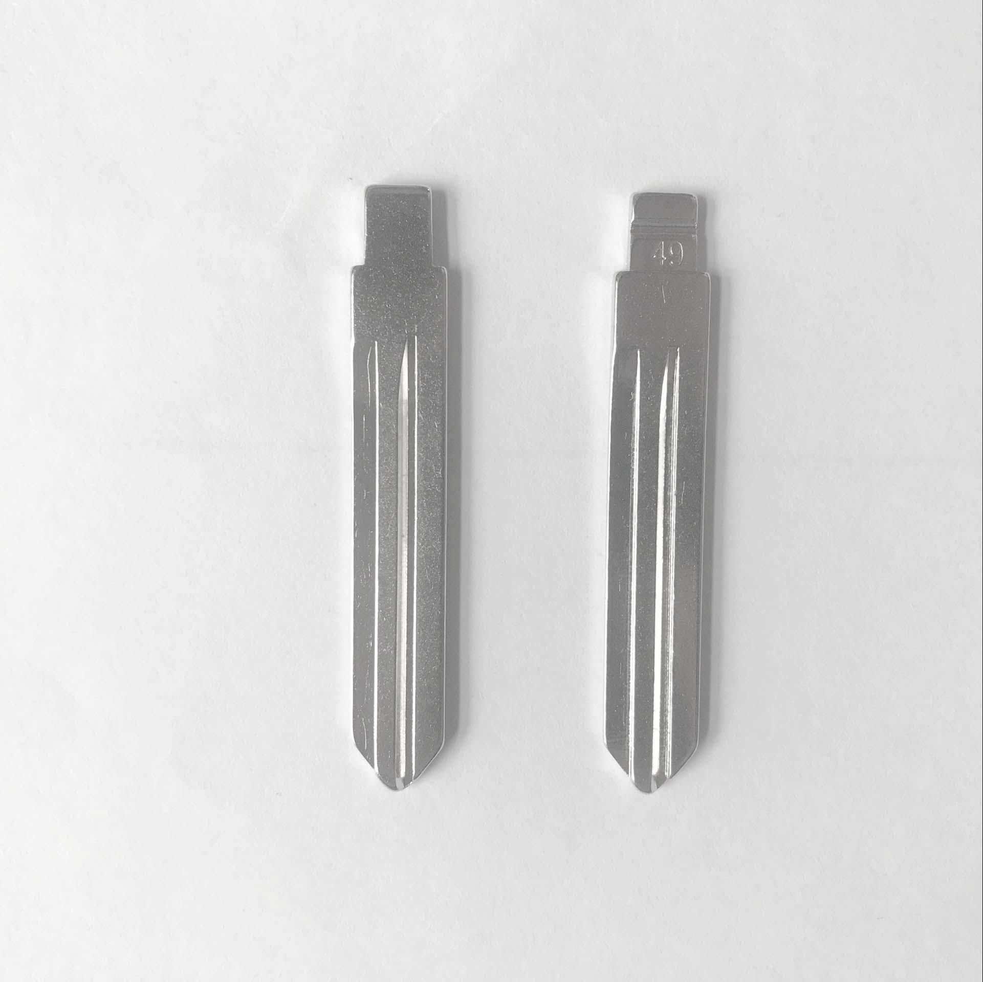 Key Blade 49# for Nissan M425  -  Pack of 10
