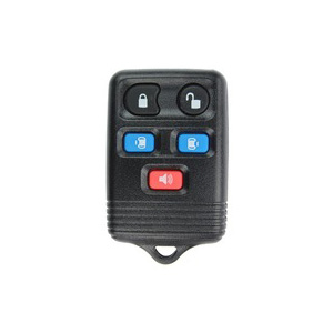5 Button Remote Shell for Ford 5 pcs