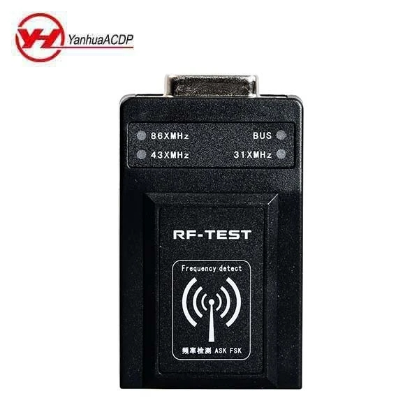 Mini ACDP RF Adapter Remote Frequency Tester