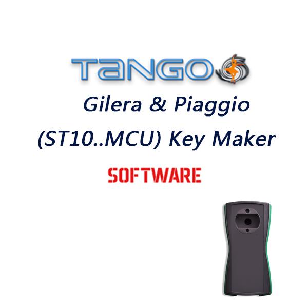 TANGO Gilera & Piaggio (ST10 MCU) Key Maker Software