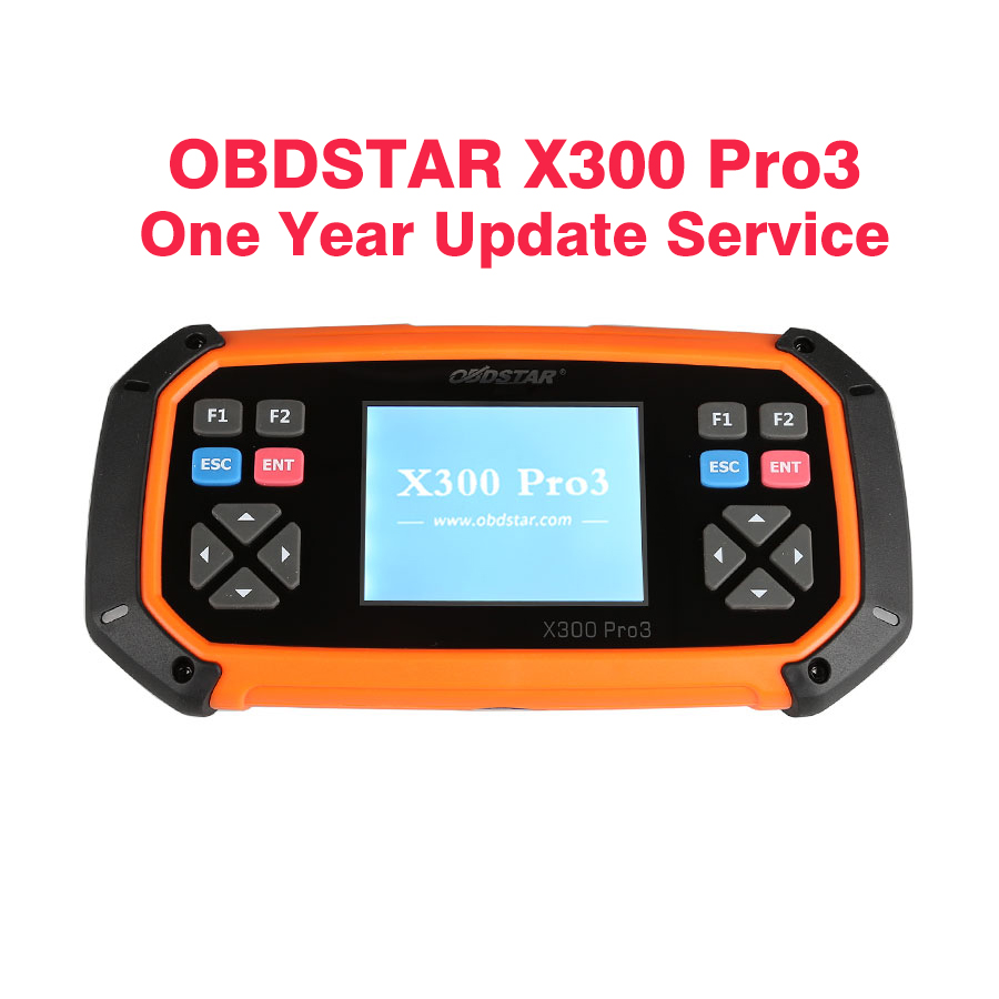 One Year Update Service for OBDSTAR X300 Pro3