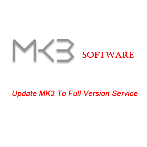 Activate Service for MK3 and iKeyClone to Full Version