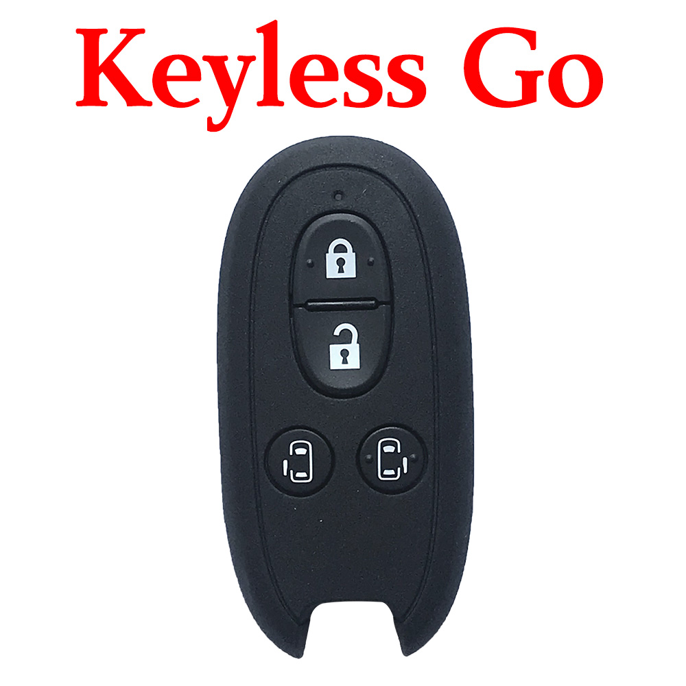 Original 4 Buttons 315 MHz Smart Proximity Key for New Mitsubishi & Suziki