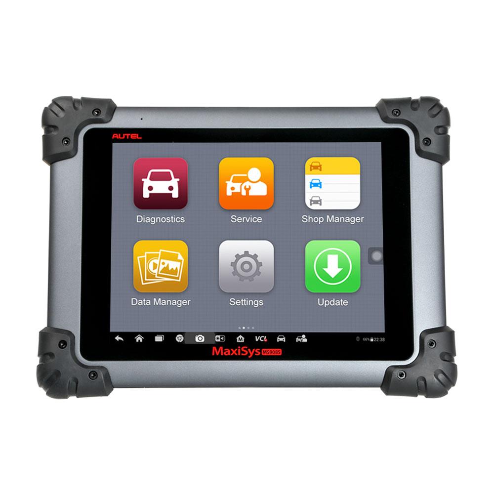 Autel MaxiSys MS908S Pro Professional Diagnostic Pad with J2534 ECU Programming Device