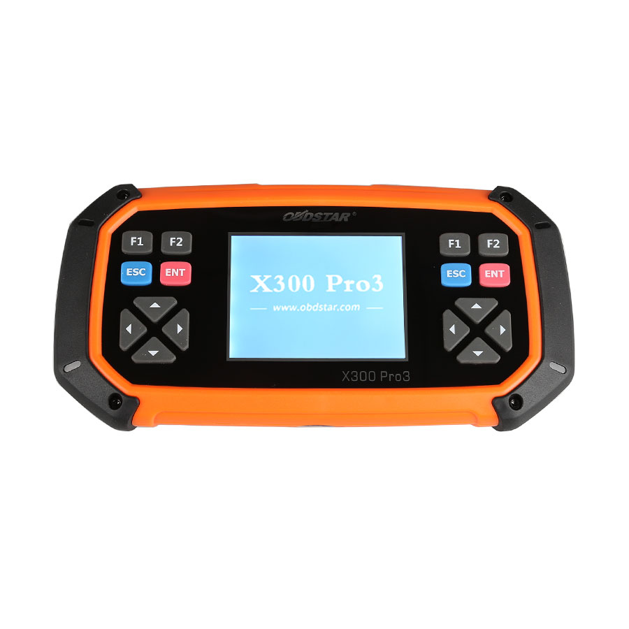 OBDSTAR X300 PRO3 Key Master Full Package - Support Toyota G & H Chip All Keys Lost