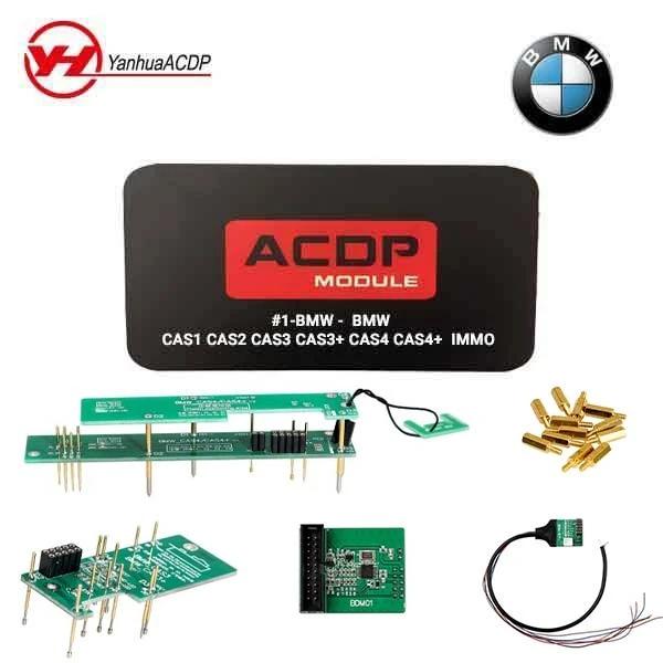 BMW - Module #1 for Mini ACDP - BMW CAS1 CAS2 CAS3 CAS3 + CAS4 CAS4 + IMMO