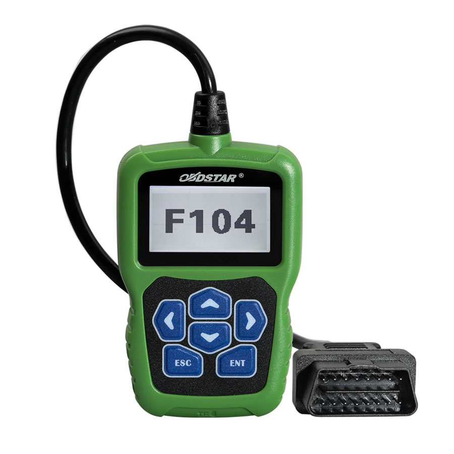 OBDSTAR F104 Pin Code Reader and Key Programmer for Chrysler Jeep & Dodge