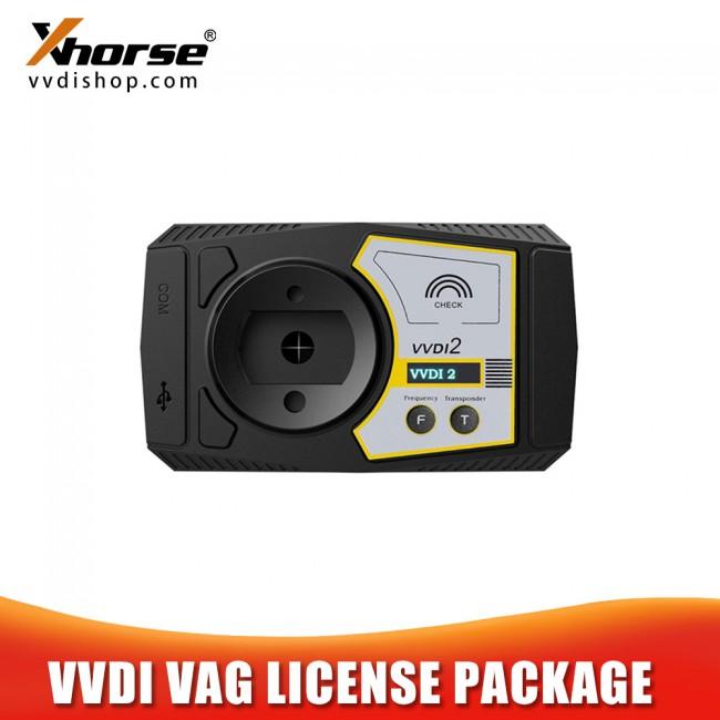 Promotion! Xhorse VVDI2 VAG Full License VV01 VV02 VV03 VV04 VV05