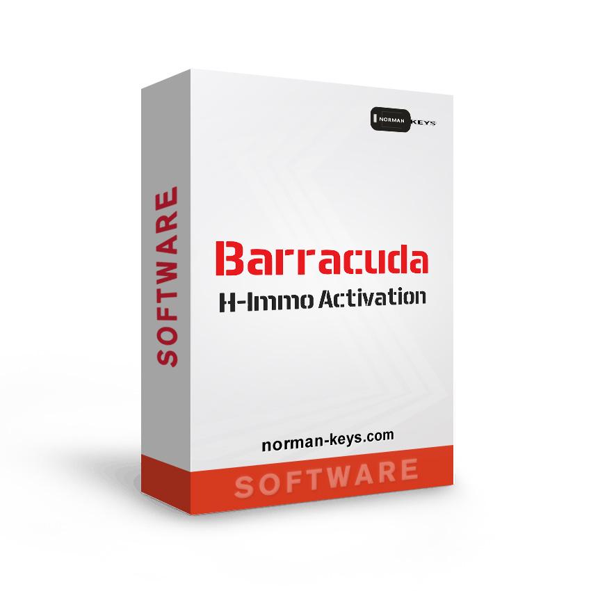 Barracuda H-Immo Activation