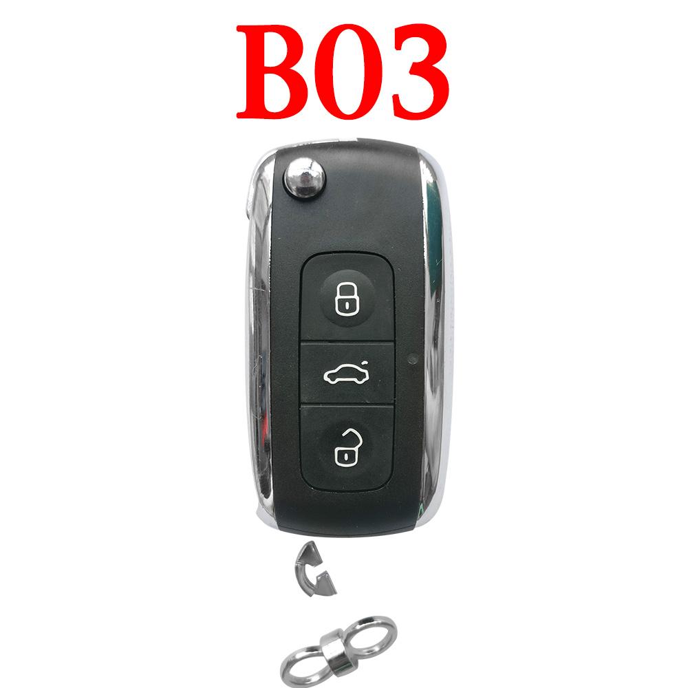 KEYDIY B03 KD Universal Remote control - 5 pcs