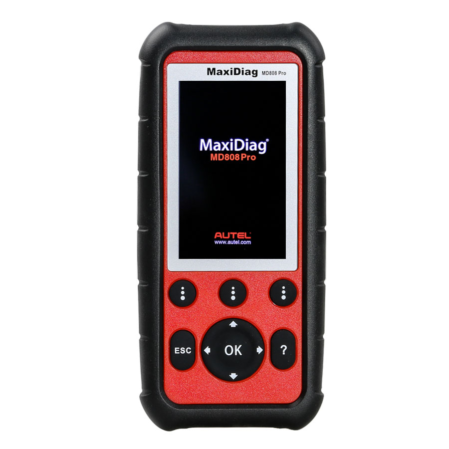Autel MaxiDiag MD808 Pro All Modules Code Reader Scanner - Lifetime Free Update