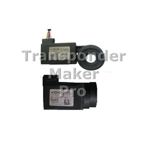 TMPro Software Module 93 for DAF Trucks Immobox VDO
