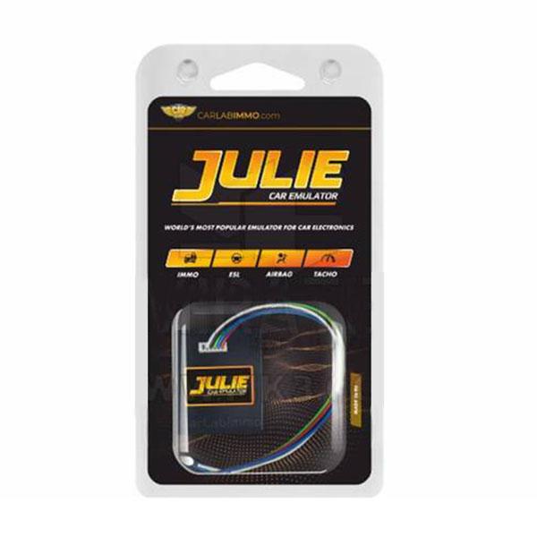 Julie Pro Platinum Universal Car Emulator For Immobilizer ECU Airbag Dashboard 109 version