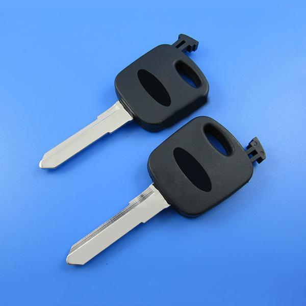 Transponder Key Shell for Ford 5 pcs