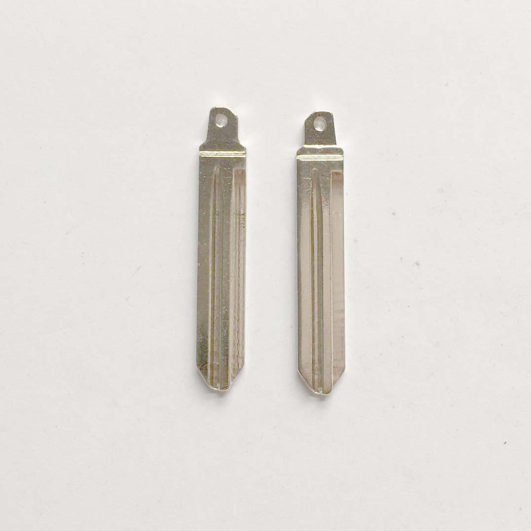 #110 Key Blade for KIA K3  -  Pack of 10