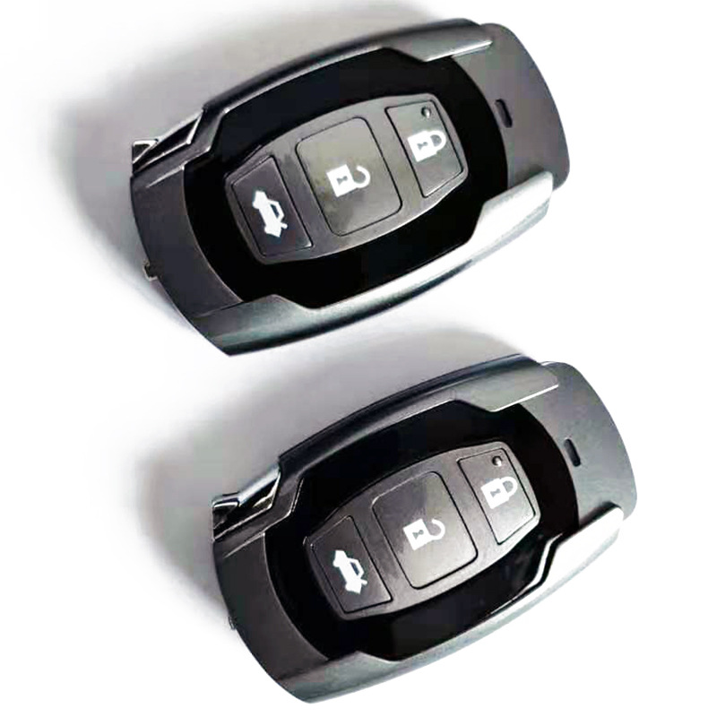 3 Buttons Smart Remote Key Shell for BYD G6 G3 5pcs