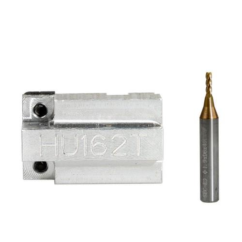 1.9 mm Cutter HU162T Clamp Work with SEC-E9 Key Cutting Machine For VW SN-CP-JJ-16