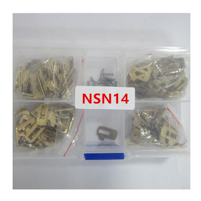 Nissan NSN14 Car lock Reed Locking Plate Inner Milling Locking Tabs ( 200 pcs )