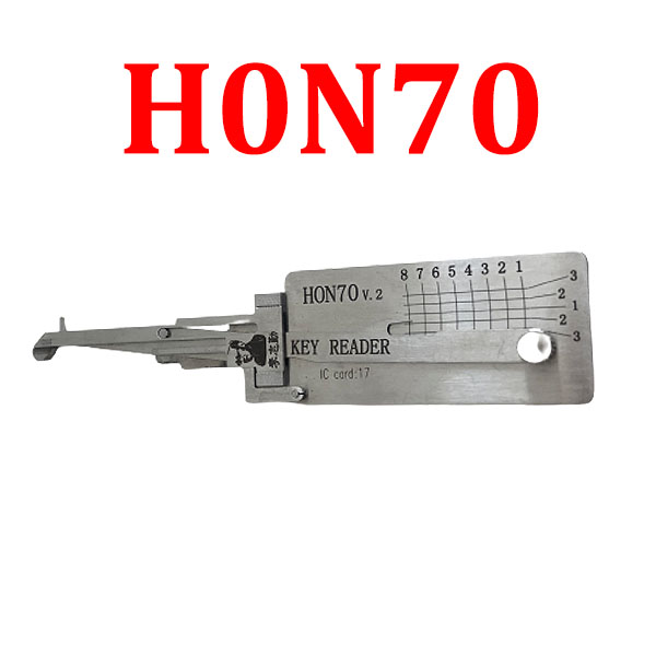 LISHI HON70 KEY READER for Honda Motorcycle