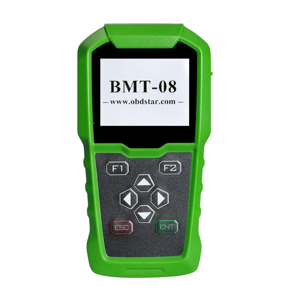 OBDSTAR BMT-08 Battery Test and Battery Match via OBD Support 12V/24V 100-2000 CCA 220AH