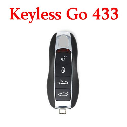 4 Buttons 433 MHz Smart Proximity Key for Porsche - Keyless Go