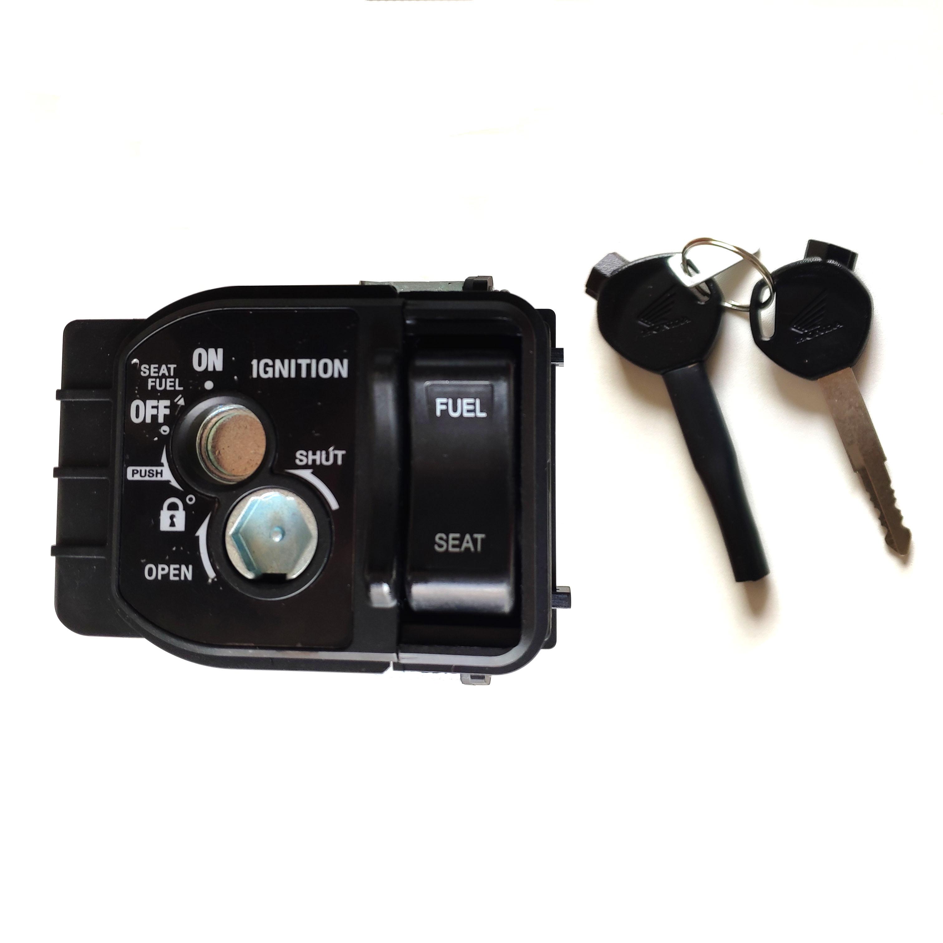16-19 Air Blade 125 Remote Key Lock for Honda Motor