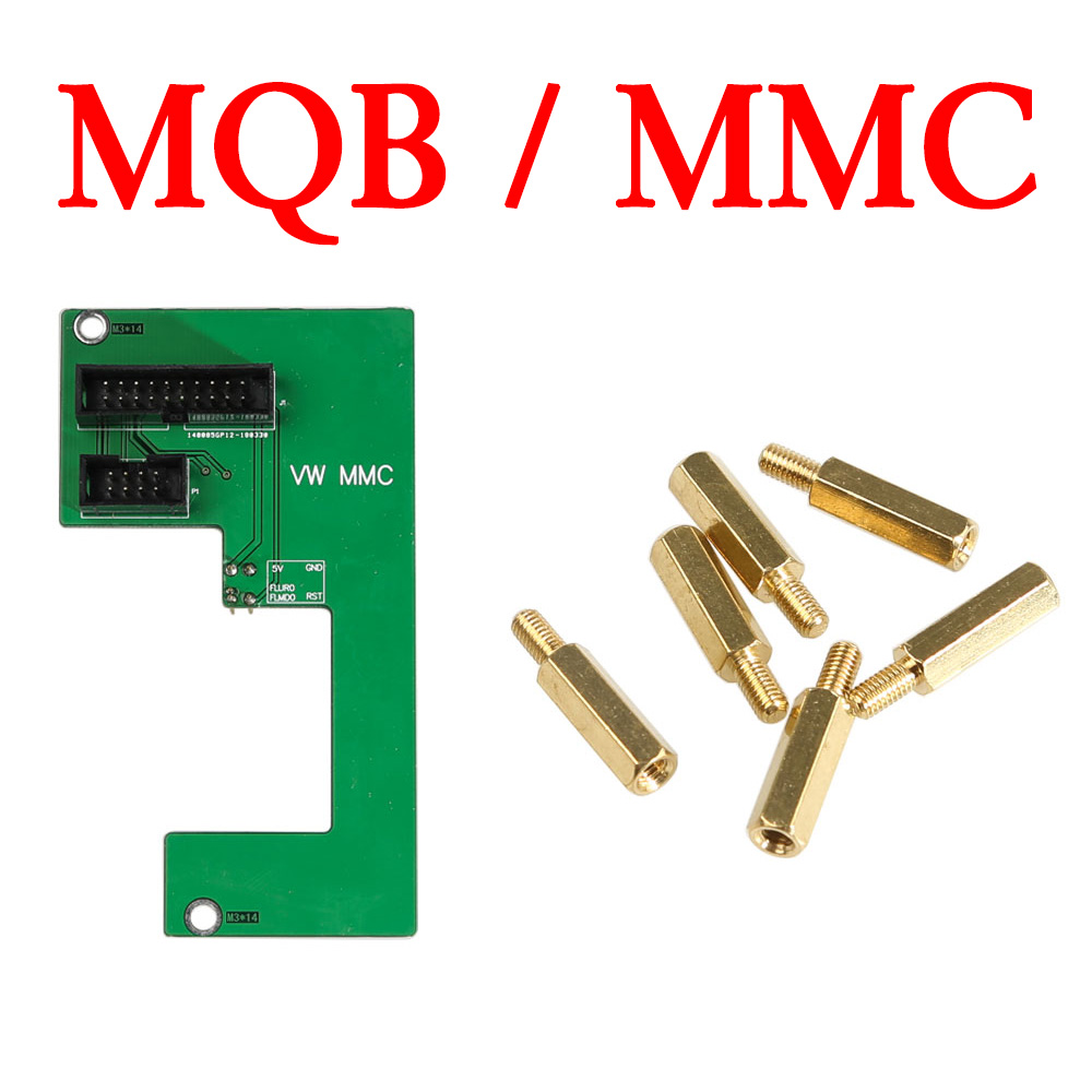 Yanhua Mini ACDP Module 6 MQB / MMC Instrument with Adapters