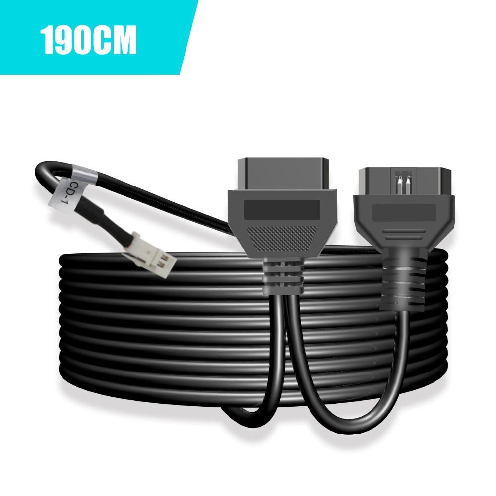 Lonsdor JCD 2-in-1 Multifunctional Programming Cable for Jeep / Chrysler / Dodge / Fiat / Maserati Work with K518ISE