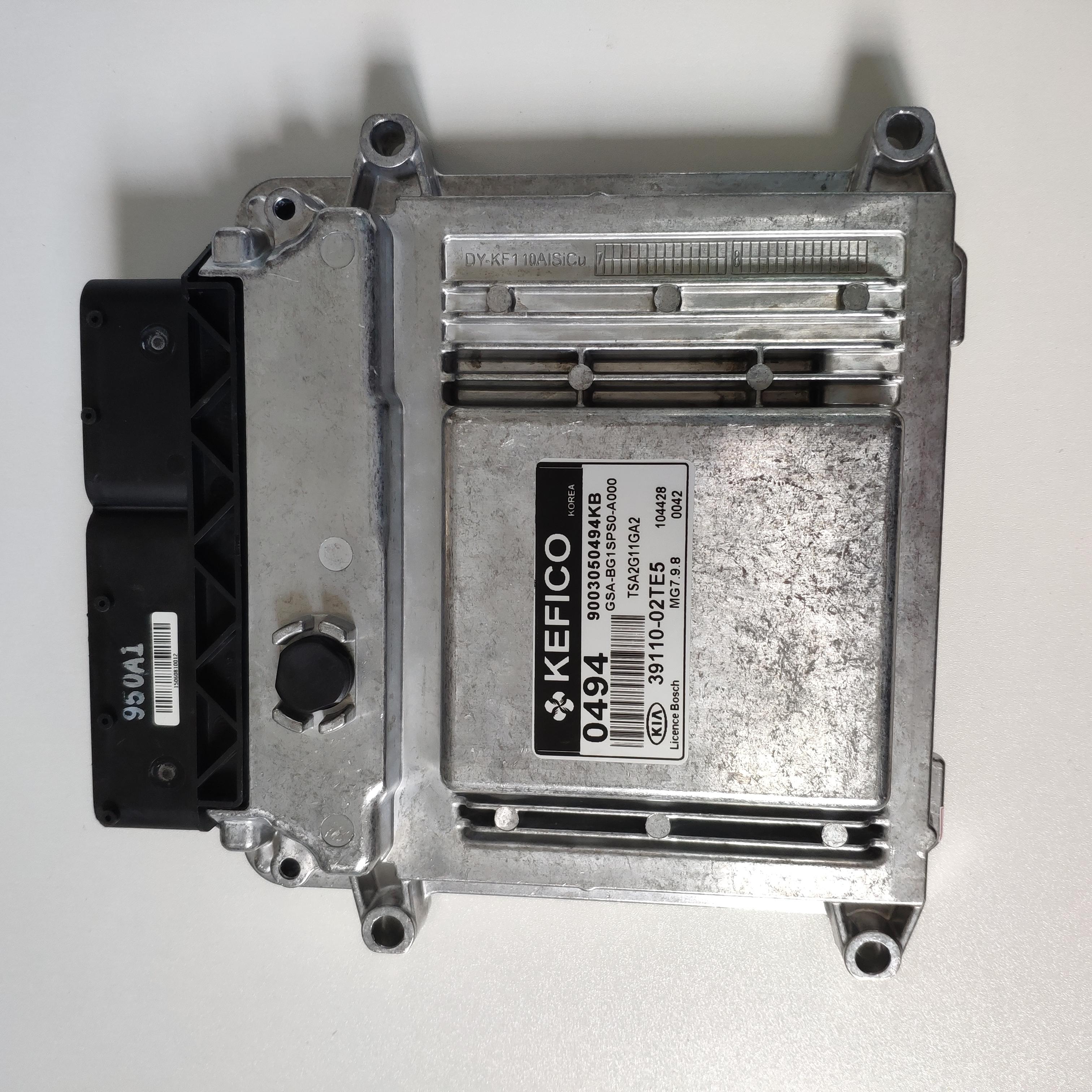 for Hyundai KIA electronic Control Unit ECU 39110-02TE5