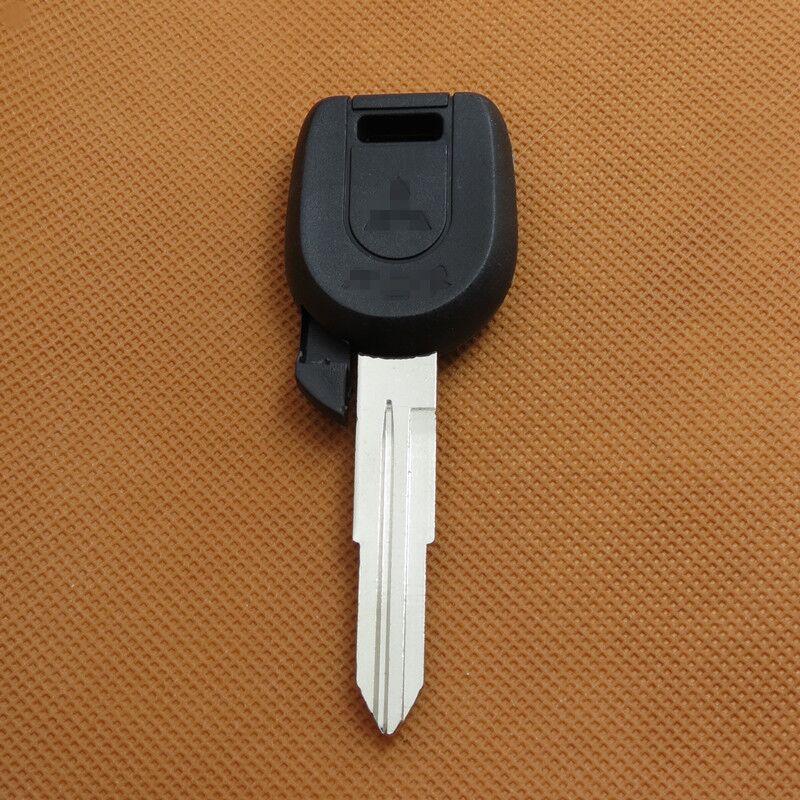 Transponder Key Shell With Left Blade  For Mitsubishi- 5 pcs