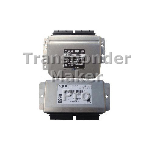 TMPro Software Module 139 for Ssangyong Proton Engine ECU VDO