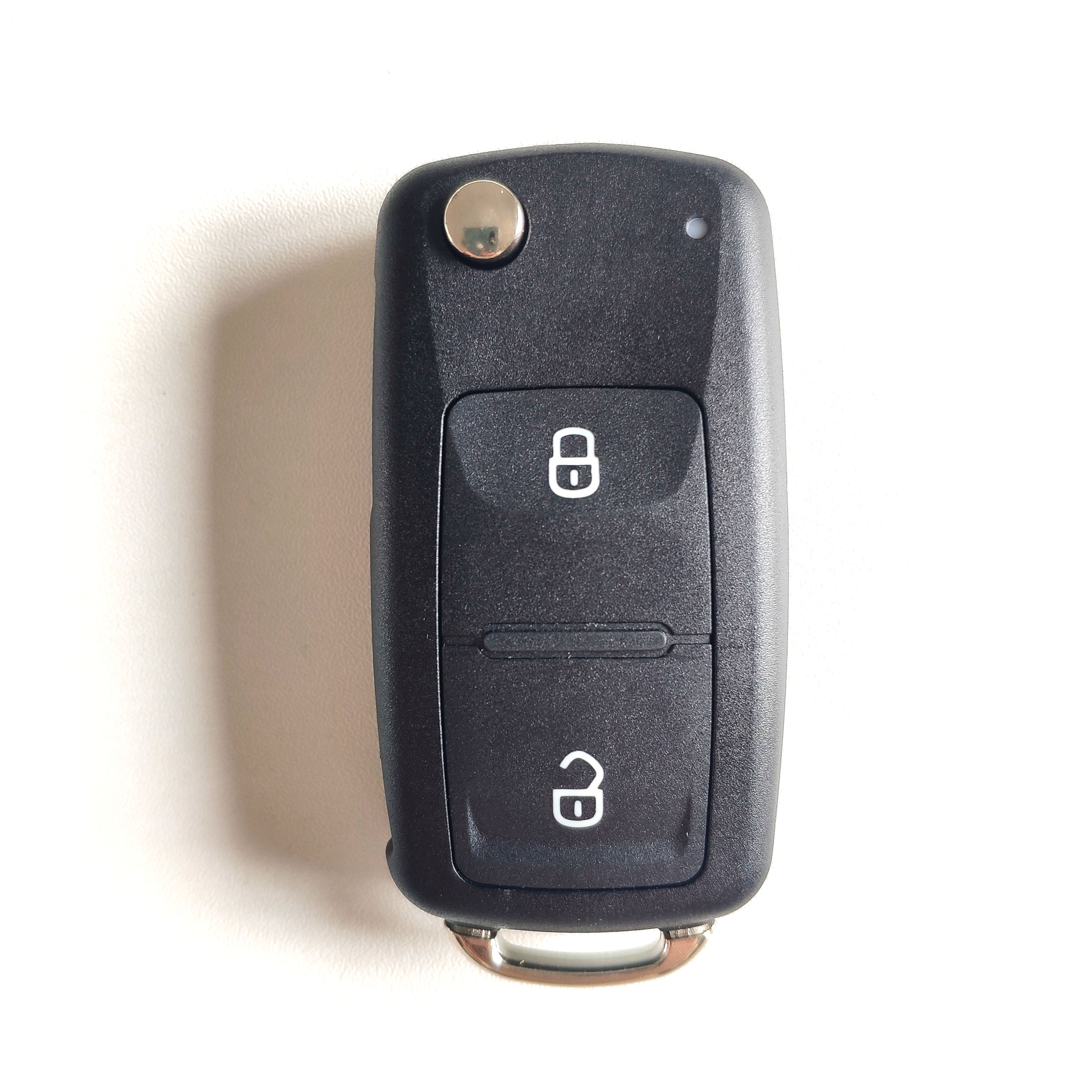 2 Buttons 434 MHz Flip Remote Key for VW ID48 7K0 837 202AD