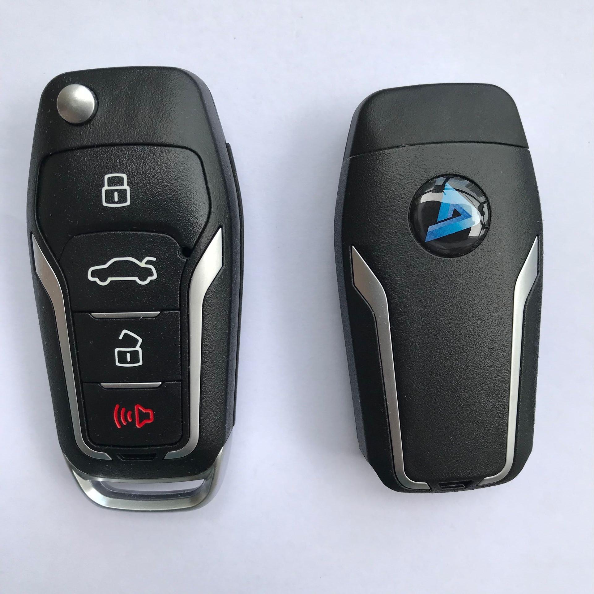 KEYDIY ZB12-3+1 (ZB12-4) KD Remote control - 5 pcs