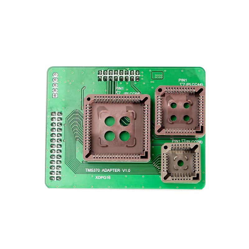 TMS370 PLCC28 PLCC44 PLCC68 Adapter for VVDI Prog
