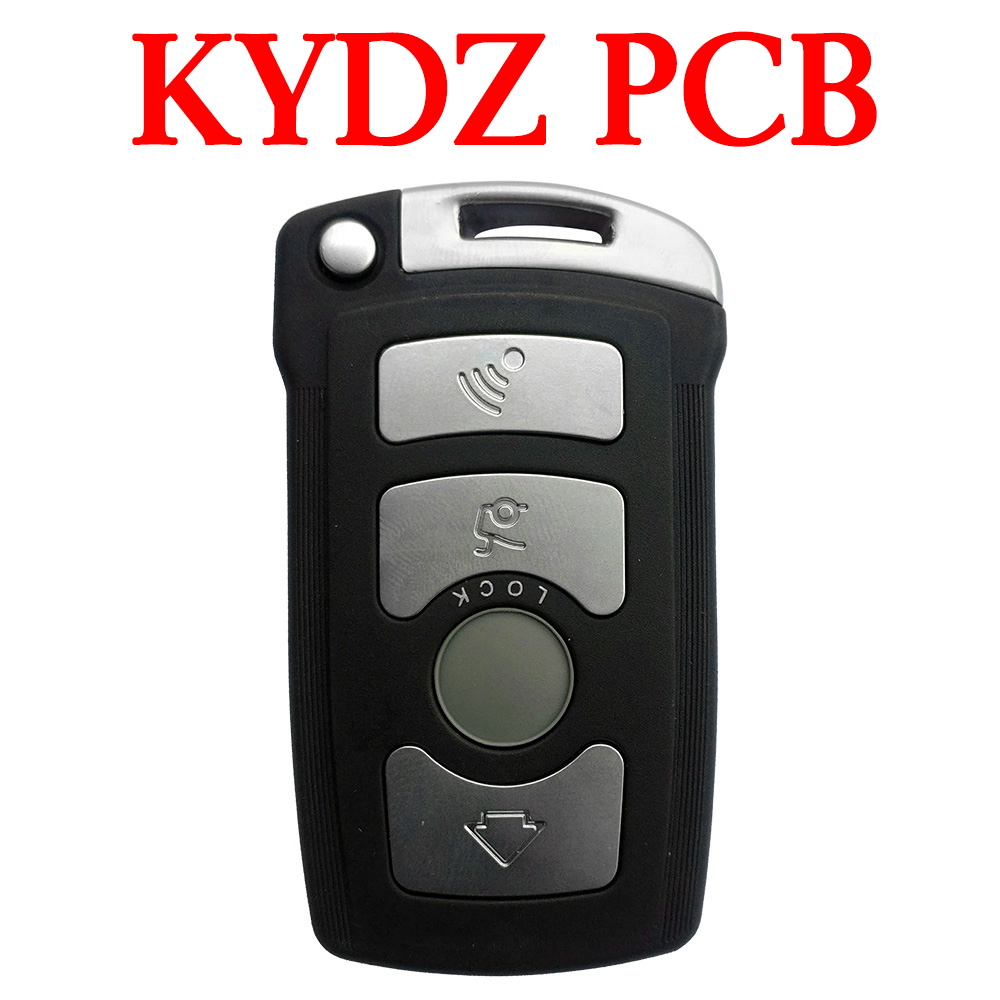 3 Buttons 315 MHz Remote Key for BMW 7 Series CAS1 - Using KYDZ PCB