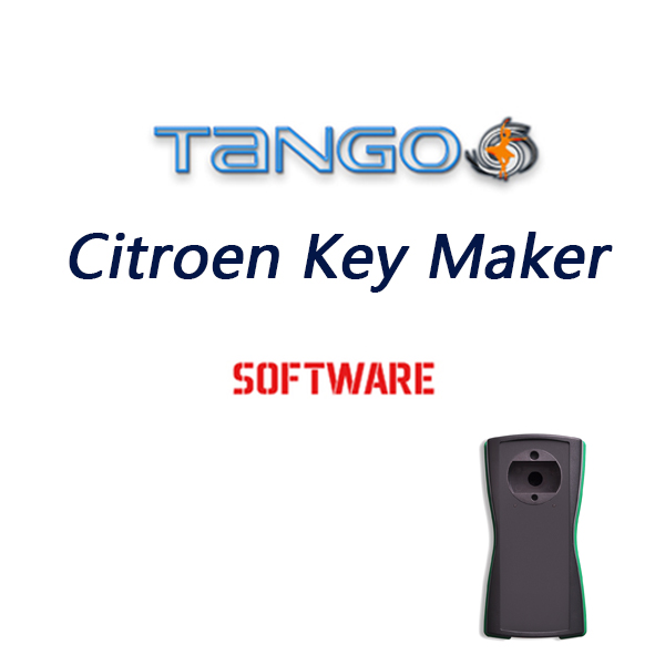 TANGO Citroen Key Maker Software