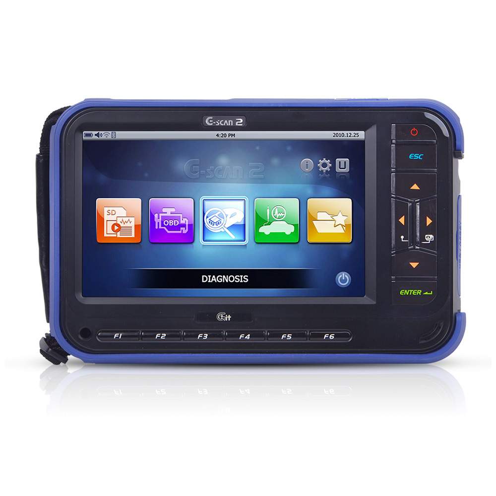 Gscan2 Car Professional Diagnostic Scanner DTC Auto Search Coverage for Asian and European Cars
