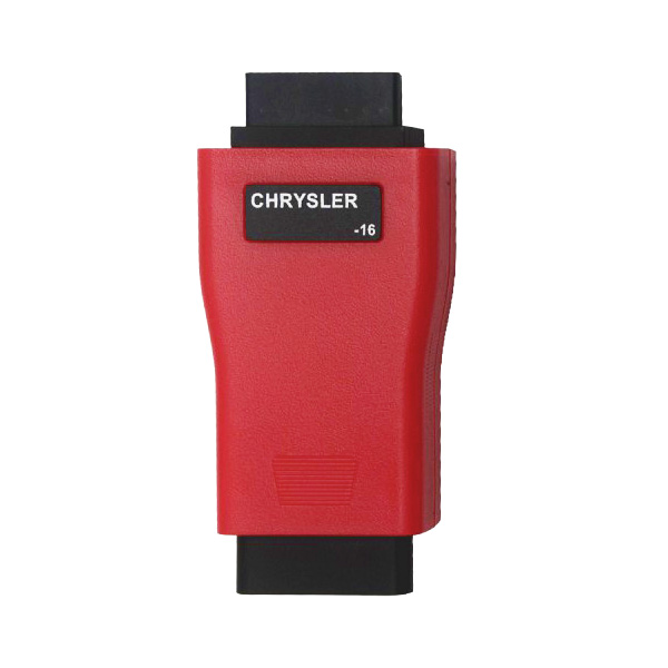 Chrysler-16 16PIN Connector for Autel
